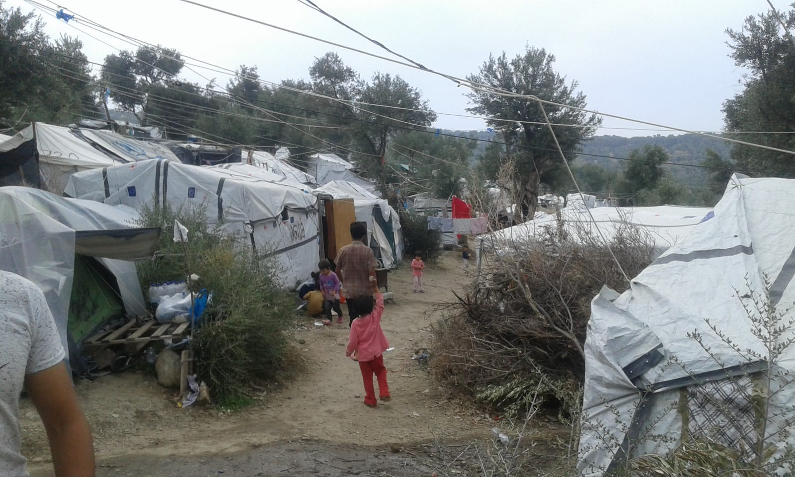 Report on Rights Violations & Resistance in Lesvos – October 2019