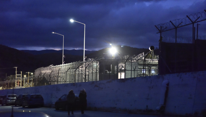 PRESS RELEASE: A criminal complaint was filed regarding the death of a 31-year-old Iranian national at the Pre-Removal Detention Centre of Moria