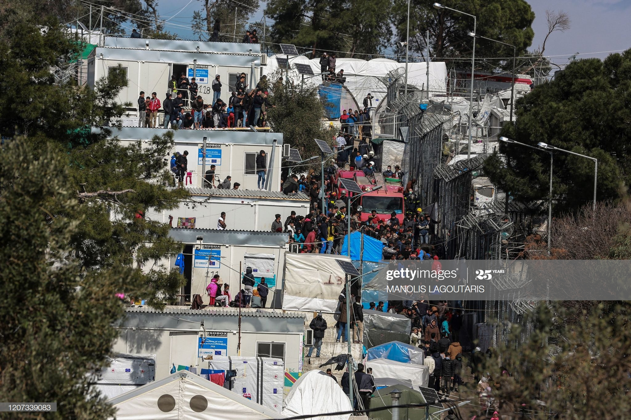 Greece: Move Asylum Seekers, Migrants to Safety Immediate Hotspot Decongestion Needed to Address COVID-19