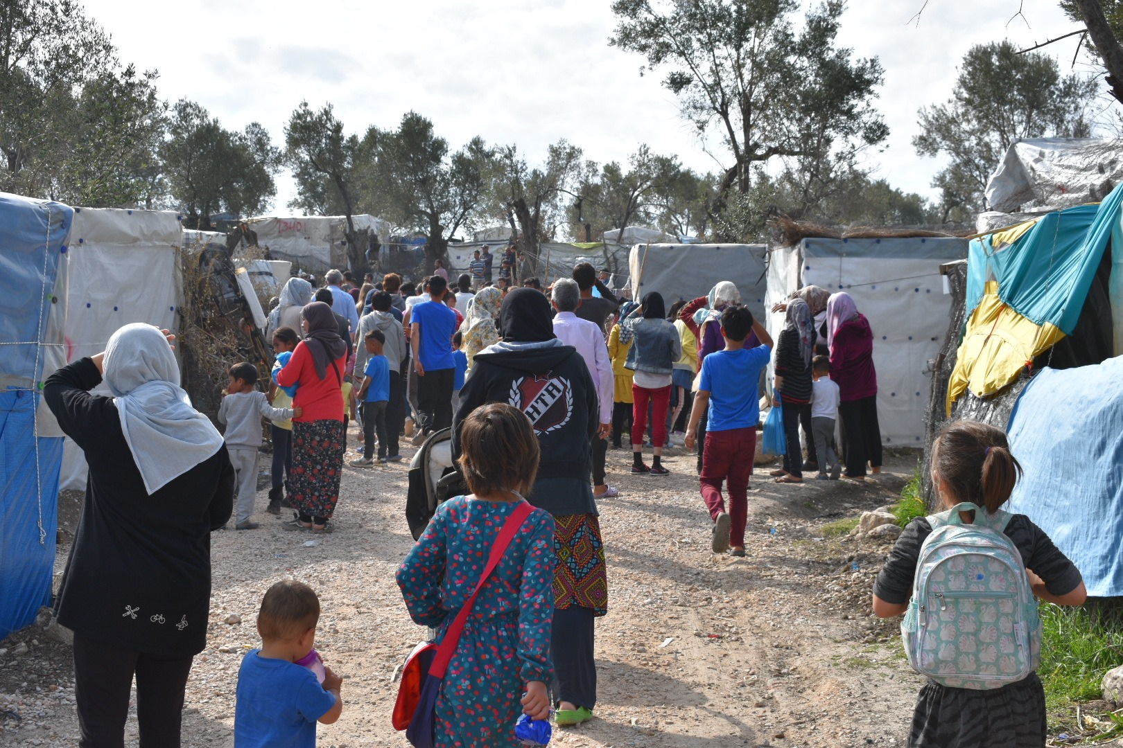 CONFIRMATION OF COVID-19 IN MORIA CAMP LEADS TO IMMEDIATE TRANSFORMATION TO A CLOSED CENTRE, FOLLOWING FIVE MONTHS OF DELIBERATE FAILURE OF EUROPEAN MEMBER STATES TO RESPOND TO FORESEEABLE AND PREVENTABLE DISASTER