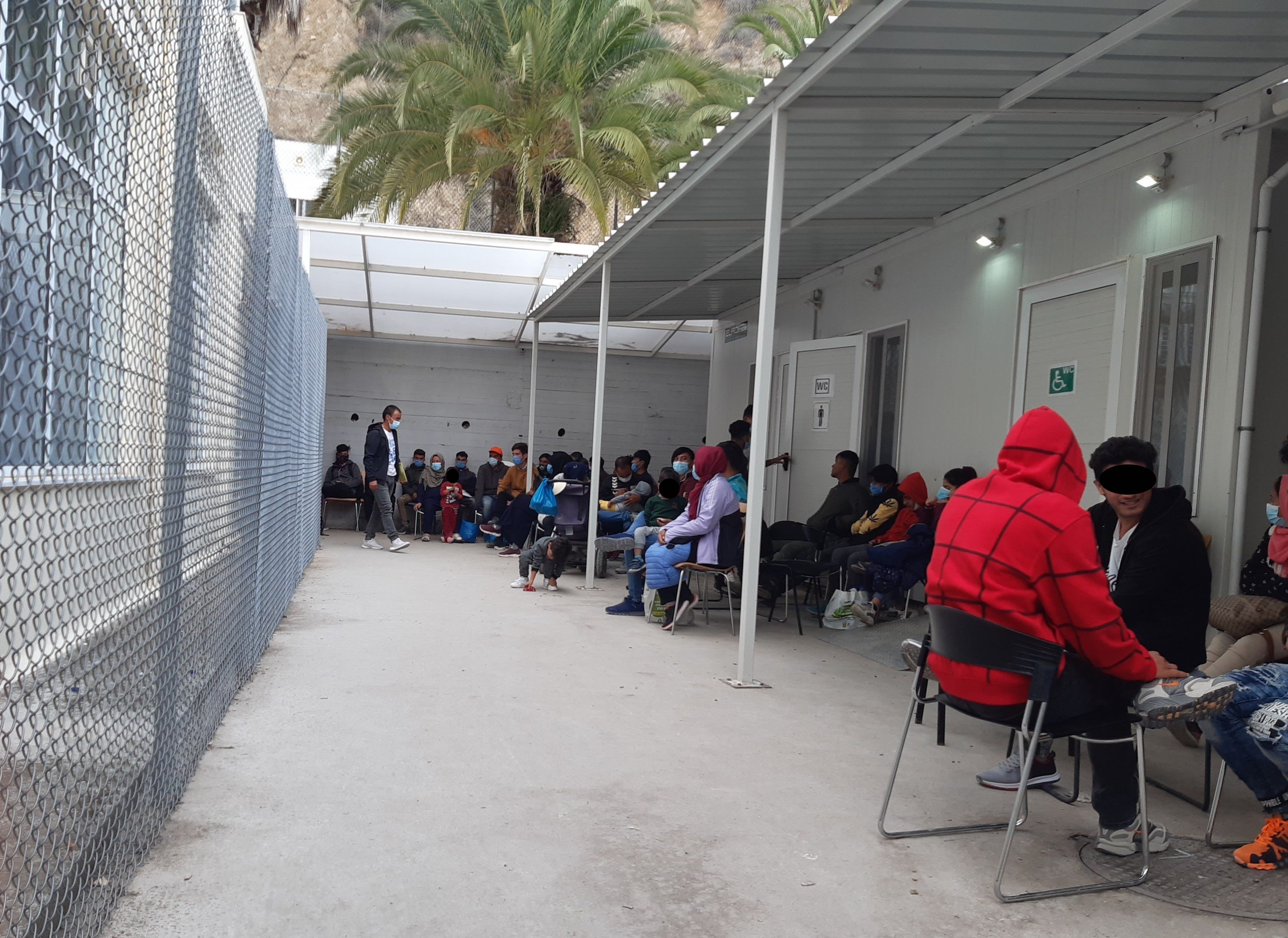 WHILE EUROPE STRUGGLES WITH SECOND WAVE OF COVID-19 INFECTIONS, GREECE RUSHES ASYLUM SEEKERS THROUGH PROCEDURES IN LESVOS